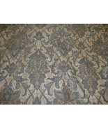 Royalty Damask Chenille Upholstery Drapery fabr... - $13.50