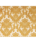 Pineapple Beatrice Damask Jacquard Upholstery a... - $15.95
