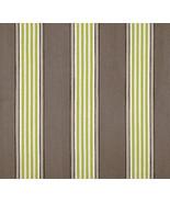 Pennington III plaid Stripe Citrus Fabric by th... - $19.99