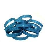 Polycystic Kidney Disease Bracelets Awareness T... - $11.97