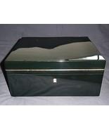 Peterson LE Black Lacquer Cigar Humidor #6/100 ... - $920.43