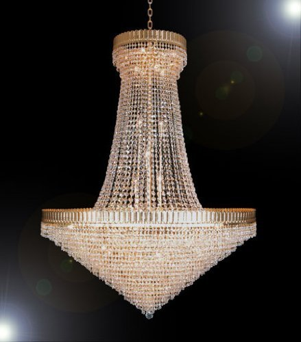 Empire Crystal Chandelier Empress Crystal With Crystal