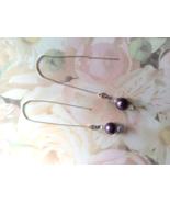 Purple Ear Threader Fashion Jewelry Never Worn - $19.99
