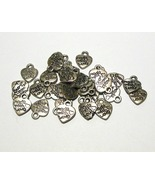 Charms Made With Love Tibetan Silver Lot of 28 - $2.50