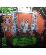 Lemax Halloween Spooky Town Monster Romance Fra... - $37.99