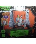 Lemax Halloween Spooky Town Monster Romance Fra... - $37.99