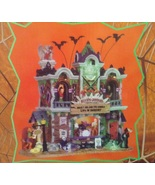 Lemax Spooky Town Heebie-Jeebie's Rock Club Mus... - $79.99