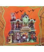 Lemax Spooky Town Heebie-Jeebie's Rock Club Mus... - $79.99