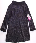 NWT Just Friends Girl's Sparkly Black Holiday D... - $22.99