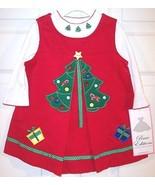 NWT Rare Editions Red Corduroy Christmas Tree H... - $19.99