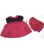 NWT Good Lad Girl's Black & Red Holiday Special... - $16.99