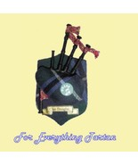 Douglas Clan Tartan Musical Bagpipe Clan Dougla... - $12.00