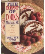 The Best of Cook's Magazine  Volume Two   Vinta... - $10.08