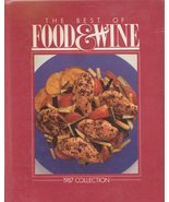 The Best of Food & Wine  1987 Collection   Vint... - $10.41