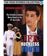 JFK: RECKLESS YOUTH DVD MOVIE 2005 PATRICK DEMP... - $3.99