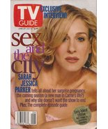 TV Guide 2002 Sex & The City Complete Episode G... - $7.98