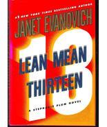 Lean Mean Thirteen Janet Evanovich A Stephanie ... - $7.99