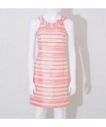 2012 NEW Lilly Pulitzer Elias silk metallic Dre... - $149.00