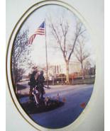 Washington D.C landmarks Circa 1980's Patriotic... - $16.95