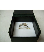 Now & Forever Ring 925 Sterling Silver Love Kno... - $24.50