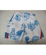 Board Shorts Mens Swimwear Blue Swimsuits beach... - $14.35