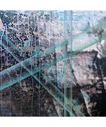 Urban Abstract  Gallery Wrap Fine Art Abstract ... - $1,295.00