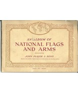 Players Cigarette Cards National Flags and Arms... - $29.94