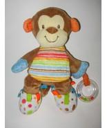Douglas Baby Monkey Playtivity Plush Stuffed An... - $13.88