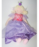 Pottery Barn Kids Princess Doll PBK 797 Soft To... - $22.50