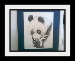 Panda Bear Artist Robert H. Ulrich Jr. - $142.10