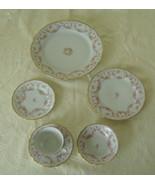 6 Piece Place Setting, Elegant Bavarian China, ... - $60.00