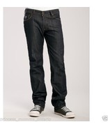 NWT GUESS Jeans Men's Lincoln Slim Straight Raw... - $39.00