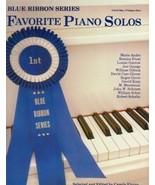 Blue Ribbon Series Favorite Piano Solos Level 1... - $5.95
