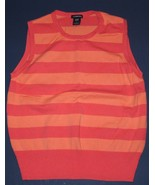 Woman's Sleeveless Knit Top  by The Gap  Peach/... - $5.99