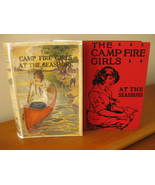 THE CAMP FIRE GIRLS at the SEASHORE #6 Stewart ... - $12.99