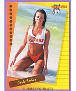 Carla Forbus 1995 Hooters Card #66 - $1.00