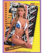 Darsi Hackmer 1995 Hooters Card #34 - $1.00