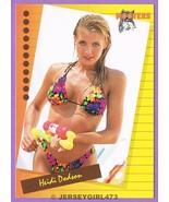 Heidi Dodson 1995 Hooters Card #30 - $1.00
