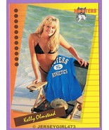 Kelly Olmstead 1995 Hooters Card #18 - $1.00