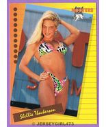 Shellie Thackerson 1995 Hooters Card #2 - $1.00