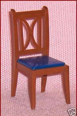 Dining Room Chair - Reliable - Dollhouse Furniture