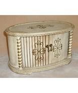 Vintage Wooden 3-Drawer Jewelry Box - Japan - 13.5 x 8.5 x 7 - $12.00