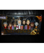 Lord Of The Rings Pez Collector Set New In The Box - $25.99
