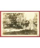 Tofte MN Sawbill Lodge 1946 RPPC Postcard BJs - $14.99