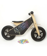 Blackboard Balance Bike - $65.00