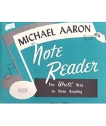 Michael Aaron Note Reader Beginning Piano Note ... - $5.50