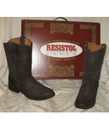 Pair of Lucchese (formerly Resistol) Women's Bl... - $225.00