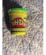 PLAY-DOH 5 OZ CAN - GREEN. New & Sealed - $5.00