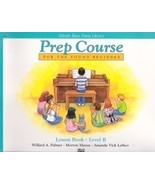 Alfred Prep Course  For The Young Beginner Less... - $5.95