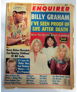 National Enquirer Jan 8 1985 Bill Cosby, Knots ... - $4.94